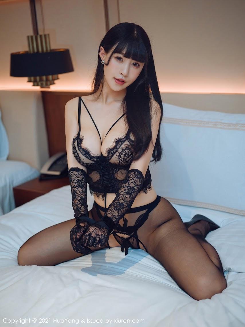 [HuaYang] 2021-01-20 Vol.355 Zhu Keer Flower